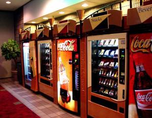торговые автоматы, вендинговая торговля
